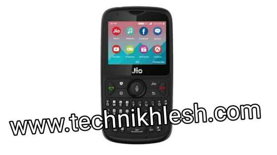 jio phone 2 price and specification hindi