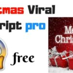 merry christmas viral script free download 2019