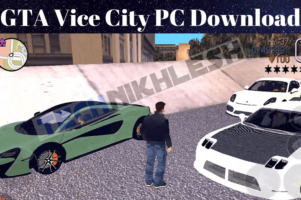 gta vice city pc highly compressed download google drive link