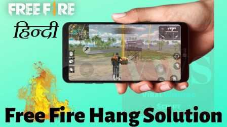 Free Fire Hang Problem Solution