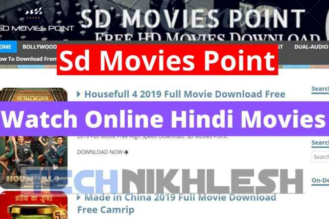 Sd Movies Point
