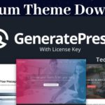 GeneratePress Premium Theme With License Key