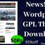NewsMag Wordpress Theme Free Download GPL