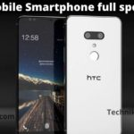 HTC 5G Mobile Smartphone full specification with launch date