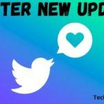 Twitter New Schedule Update