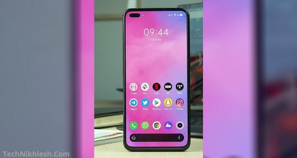 realme new powerful smartphone