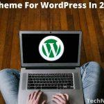 10 Best Theme For WordPress In 2020 Hindi
